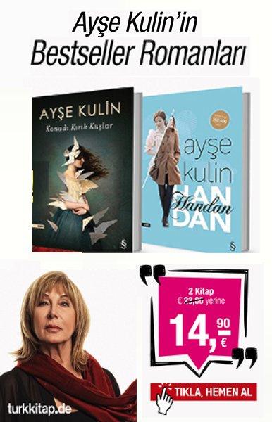 Ay&#351;e Kulin'&#305;n <br />Yeni Kitaplar&#305; Seti<br />(2 Kitap Birarada)