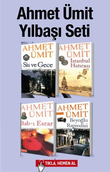 Ahmet &#220;mit <br />Y&#305;lba&#351;&#305;&#160;Seti <br />(4 Kitap Birarada) <br />Yazar&#305;n En &#199;ok Satanlar&#305;