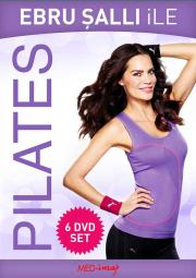 Ebru Şallı ile Pilates (6 DVD Birarada) Box Set