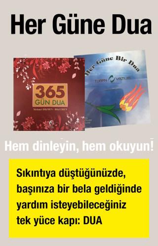 Her Güne Dua Seti (1 Kitap + 1 CD)