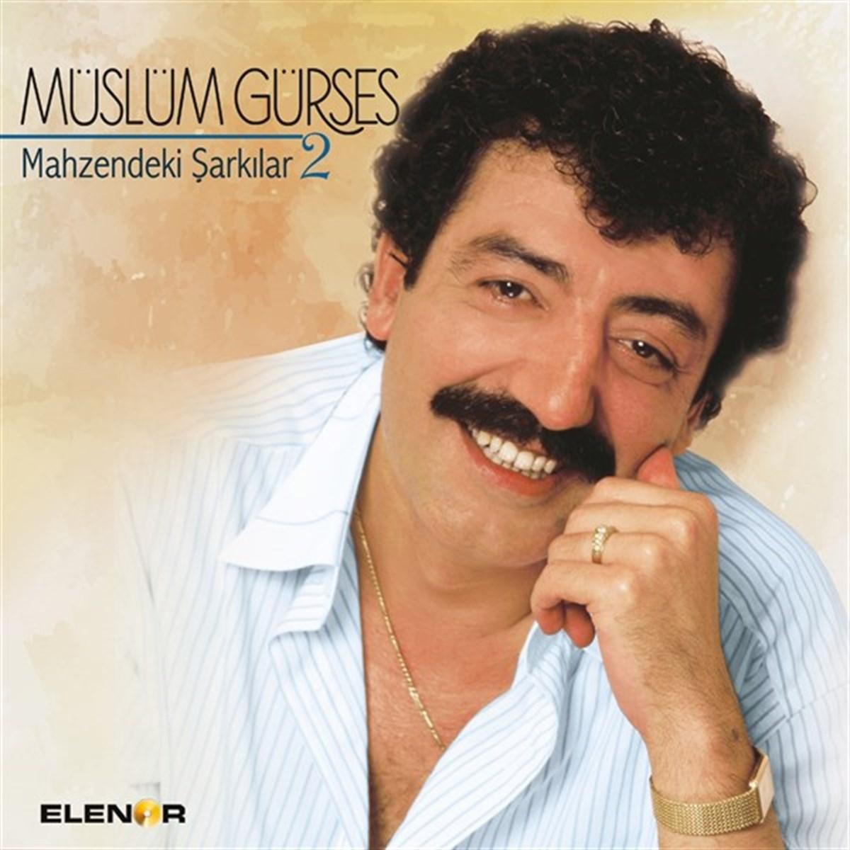 Müslüm Gürses - Mahzendeki Şarkılar 2 (CD)